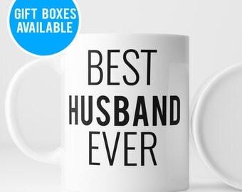 Best Husband Ever Mug, Cute Engagement Mug, Wedding Gift, Cute Wedding Mug, Best Husband Ever Coffee Mug, Husband Mug, Coffee Mug