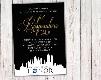 corporate party invite