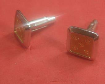 J-59 Beautiful  Vintage  cuff links