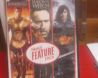 immortals and season witch