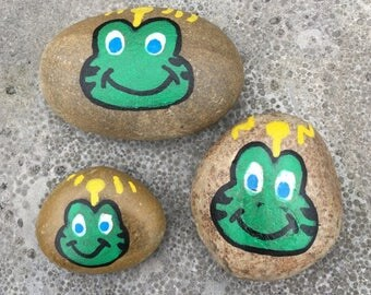 Set of 3 stones with Signal (set nr 2)