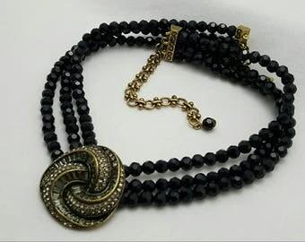 HEIDI DAUS Deco Style Necklace