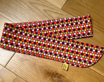 Fabric, belt to tie on skirt or pants