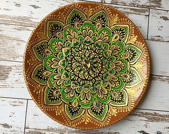 ceramic plate wall decor wall hanging wall art wall decoration home