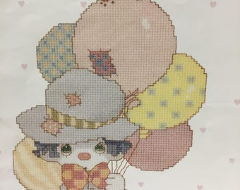 Precious moments, designs by Gloria and Pat, counted cross stitch, pattern book