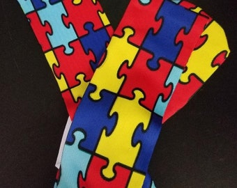 Autism Tube Socks