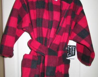 Lumberjack caroter dressing room, kids dress