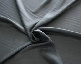 402190-taffeta natural silk 100%, width 110 cm, made in India, can be used liner, dry wash, weight 58 gr