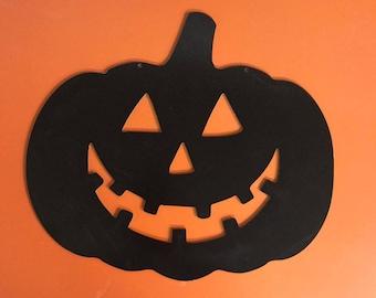 Pumpkin Door Hanger, Pumpkin Door Hanger, Halloween decor, Pumpkin Wall art, Pumpkin Wall Decor, Pumpkin Decor, Halloween Door, Fall