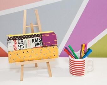 Pencil case, pencil pouch, pencil zipper pouch