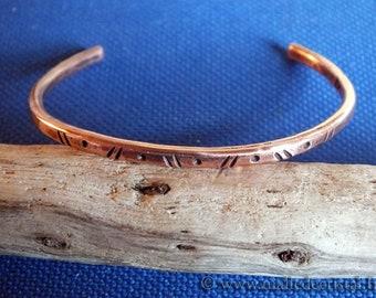 For Women Copper bracelet / Ethnic / tribal