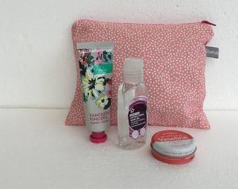 Makeup bag - makeup pouch