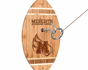 Meredith College Avenging Angels Tiki Toss