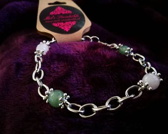 "Bracelet ""Beauties in Chain"""