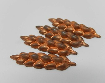 Four ears of wheat, decoration, sculpture, for jewelry or other, free delivery