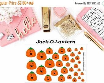 40% Off Sale Jack-O-Lantern