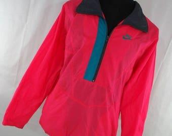 chaquetas nike vintage hombre rosas