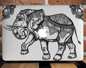 Elephant Macbook Case Vintage MacBook Air 11 Inch Case 12 MacBook Case Animal Laptop Case MacBook 12 Inch Case Macbook Pro 15 Case WCm175