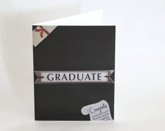 Graduation cards, blank note cards, gift card holder, graduate, graduation, photo cards, congratulations