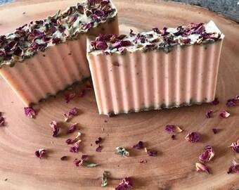 Rose Petal Soap