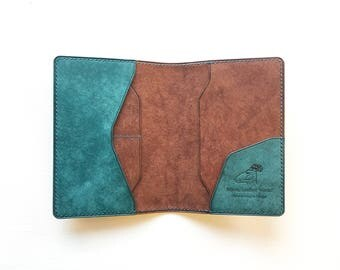 passport wallet, leather passport wallet, passport case, travel wallet, passport card covers, mystic leather wallet
