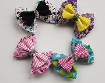 Gift Set of 4 Bows
