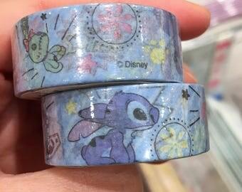 Disney Stitch washi masking tape