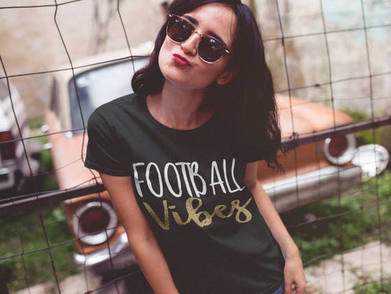 Football vibes // Football shirt // Football Season // Football Game shirt