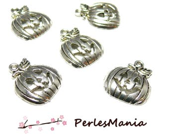 10 pendants pumpkin Halloween ref111 old money, DIY
