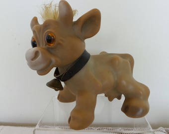 DAM Troll Cow 1960 Rare item large size