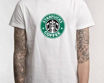 StarF*#cks Coffee! - T-Shirt