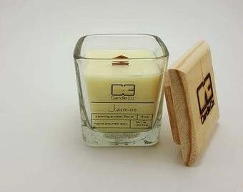4oz Jasmine Soy Wax Candle