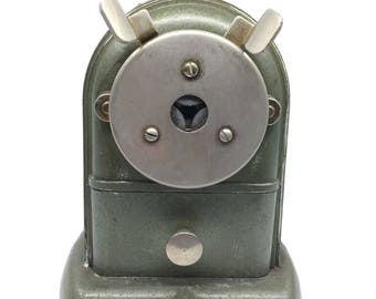 1940s Vintage A.W. Faber-Castell Pencil Sharpener. Made in Germany.