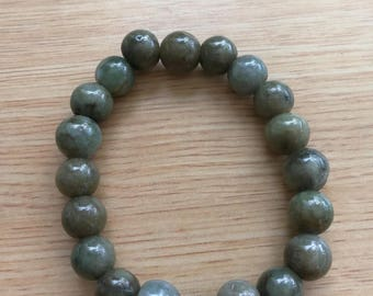15% OFF Natural jade beaded bracelet