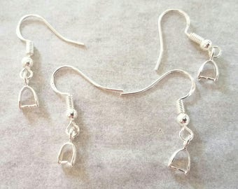 925 sterling silver! lot 2 pairs earring stand