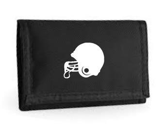 American Football Helmet Ripper Wallet