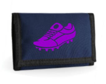 Football Boot Ripper Wallet