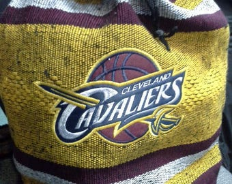 Cavaliers handmade backpack