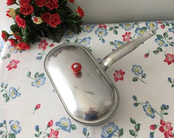 1950's Oval Double Egg Poacher