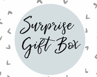 Christian Surprise Gift Box - Christian Gifts - Faith Gifts - Gifts for Him - Gifts For Her - Eco Friendly