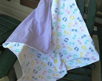 Flannel Baby Blanket Pattern