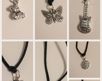 Chord necklaces