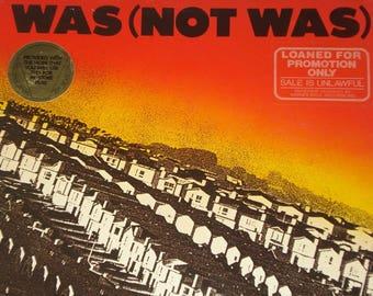 Was Not Was vinyl record, vintage vinyl record album
