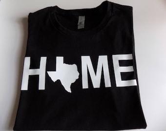 HOME T-SHIRT TEXAS