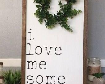 I Love Me Some Home | Fixer Upper