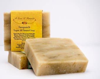 Sasquatch 85% Organic (Vegan, All Natural)