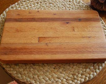 Handcrafted Rustic Wooden Cutting Board, Charcuterie Board, Cheese Board, Meat Board, Bar Board, Serving Board