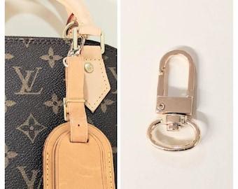 Luggage Tag Hook for Louis Vuitton bag - Purse Strap Hook - Bag Charm hook - handbag clip - lv handbag hook - charm hook - charm clip