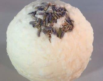 Lavishing Lavender Bath Bomb