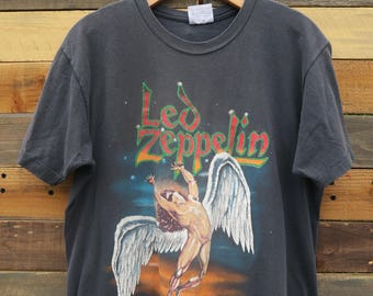 0280 70's Led Zeppelin Band Tee